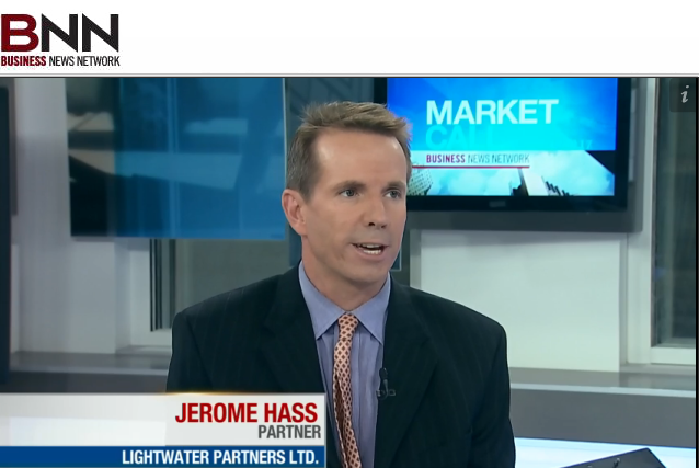 Jerome Hass on BNN